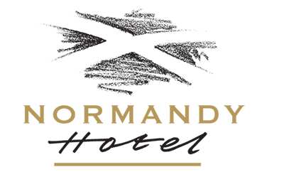 Normandy Hotel Logo